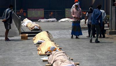 Arundhati Roy calls India Covid crisis a 'crime against humanity' and Modi a 'crisis-generating machine'