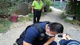 【有片】7旬老翁突發急病倒臥小巷 警消獲報即時救援