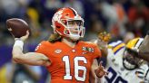 No. 4 Clemson, QB Lawrence throttle Pittsburgh 52-17