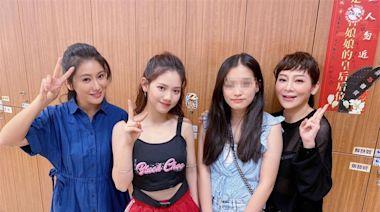 王彩樺帶2寶貝女兒進棚 拒絕受邀拍戲原因曝