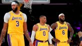 Los Angeles Lakers' Big 3 encouraged by positives, dismiss team's winless preseason record