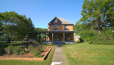 Buffalo Bill's house from 'Silence of the Lambs' is now a B&B: 'Book your stay now ... or else you'll get the hose again'