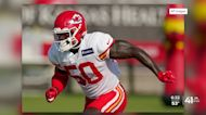 Chiefs rookie LB Willie Gay Jr. ready for any role Thursday