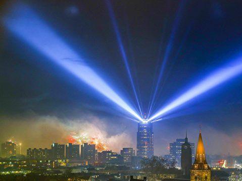 從太空到地球 NASA展示激光傳輸有多快