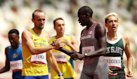 800-meter runner Amel Tuka has chance to win Bosnia's first ever Olympic medal. 'Pressure can help me'
