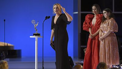 """Kate Winslet, Accepting 'Mare Of Easttown' Emmy, Shouts Out Nominees """"In This Decade That Has To Be ..."""