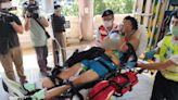 渣打馬拉松|23跑手不適送院1人危殆 逾400人受傷