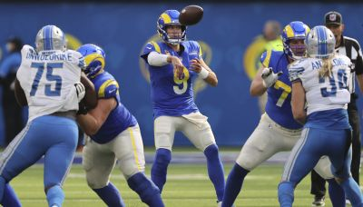 Rams hold off Lions, 28-19: Everything we know from ugly Week 7 win