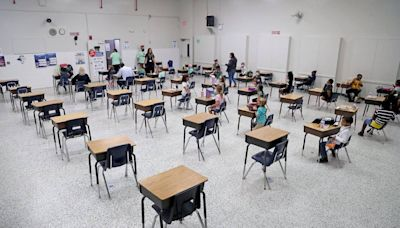 Miami, Broward schools push to get students back on track after pandemic learning losses