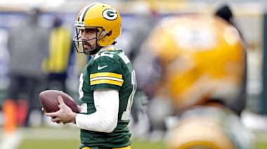 Aaron Rodgers: Field goal wasn't my decision, but I understand the thinking