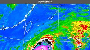 舒力基要來不來掀起長浪 午後中南部山區短暫雨