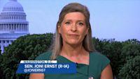 Sen. Joni Ernst explains why she believes Rep. Liz Cheney was a cancel culture victim