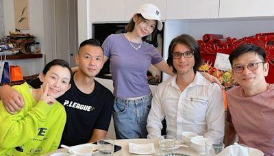 王力宏隔離出關即會黑人夫婦徐若瑄當廚娘製茶泡飯宴客