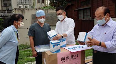 疫苗捐的比買的多 江啟臣怒轟蔡英文「不覺得羞恥嗎?」