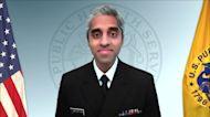 US surgeon general talks vaccinations, Johnson & Johnson vaccine