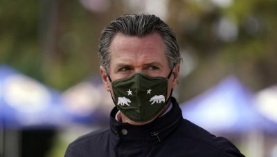 California likely to keep some mask mandates, governor says