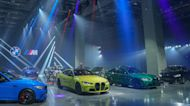 M系猛獸出閘!510匹剽悍登台 BMW M3 M4 Competition 上市記者會
