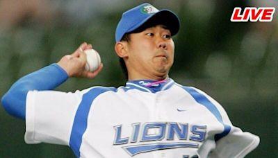 吳念庭擔任先發第5棒 松坂大輔迎接生涯最終戰