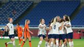 U.S. Women's Soccer Team Through To Tokyo Olympic Semi-Final After Penalty Shootout Drama