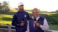 Steph Curry and Mike Tirico preview Ryder Cup