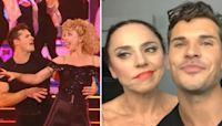 'DWTS': Melanie C and Gleb Get Emotional Over Shocking Elimination (Exclusive)