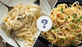 What's the Difference Between Alfredo and Carbonara Sauce?
