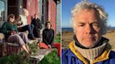 Rich British Man Abandoned His Luxurious Life, Taking His Family to Live in an Old House on a Remote Island Without Electricity and...