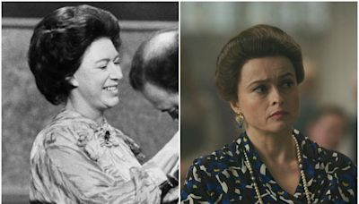 The Crown: Who plays Princess Margaret in season 4? OLD