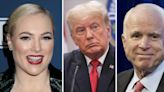 Meghan McCain Recalls 'Bizarre' Call From Ex-President Donald Trump, Claims He Never Apologized For Hurtful Words About Late...