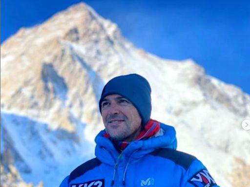 Spanish mountain climber Sergi Mingote dies on K2