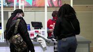 Stimulus checks boost U.S. consumer spending