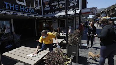San Francisco to resume outdoor dining, but travel quarantine remains in effect