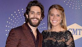 Thomas Rhett & Lauren Akins' Cutest (and Funniest) Moments Will Make You Swoon