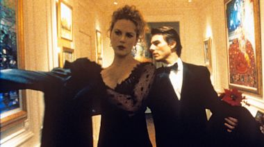 Nicole Kidman: Tom Cruise and I were 'happily married' while making 'Eyes Wide Shut'