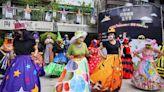 搶振興券商機 東海藝術街變裝遊行慶萬聖節