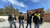 Military veterans in Las Vegas helping to keep Buffalo Soldiers legacy alive