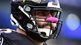 Meet Patrick Mekari, the Ravens' do-it-all offensive lineman