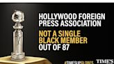 Golden Globes Hit With #TimesUpGlobes Protest Over HFPA's No Black Members