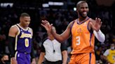 Chris Paul reaches 20,000 points as the Phoenix Suns beat the Los Angeles Lakers