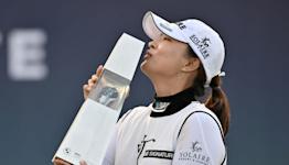 South Korea's Ko regains top rank with BMW Ladies Championship win