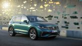 2022 Volkswagen Tiguan updated with new styling, fresh tech and more R-Line