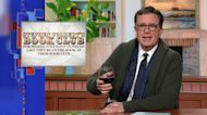 Stephen Colbert's Book Club For People Who Want To Sound Like They Read The Book