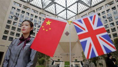 英國外相力挺立陶宛、台灣友好 中國怒了:別製造新障礙