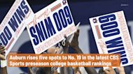 Auburn rises in latest CBS Sports preseason college basketball rankings