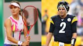 Steelers quarterback Mason Rudolph in 'serious relationship' with Eugenie Bouchard