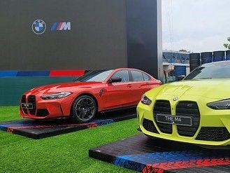 【本地車訊】BMW M3、M4 Competition Coupe 到港開賣!M1000RR 同脈一樣觸目 - DCFever.com