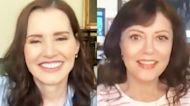'Thelma & Louise' Turns 30: Susan Sarandon and Geena Davis Reflect on Iconic Film (Exclusive)