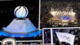 東京奧運閉幕 聖火熄滅 巴黎再會