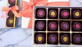 Chocolates for Quarantine Teatime