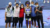 Nakamura Yutaka works with Naomi Osaka on a daily basis to help the tennis star reach her top physical potential.